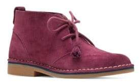 Hush Puppies Cyra Catelyn Suede Chukka Boots