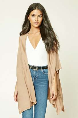 FOREVER 21+ Contemporary Dolman Cardigan $17.90 thestylecure.com