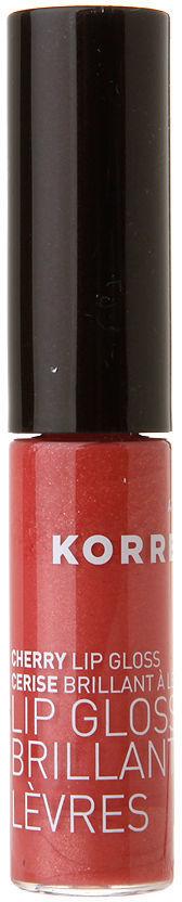Korres Cherry Lip Gloss, 16 Pink 0.2 oz (6 ml)