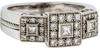 CharriolCharriol Flamme Blanche Diamond Ring