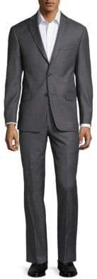 Michael Kors Notch Lapel Wool Suit