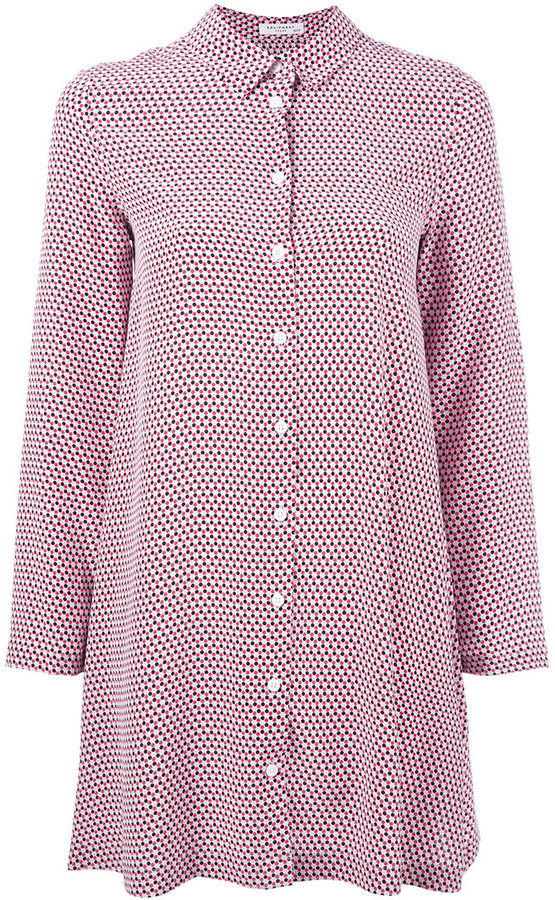 Equipment Equipment 'Lenox' shirt dress