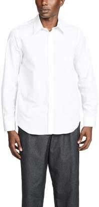 Helmut Lang Waistcoat Back Shirt