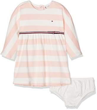 ... Tommy Hilfiger Baby Rugby Stripe Dress L s Clothing Set,(Size  56 2ac028920b02