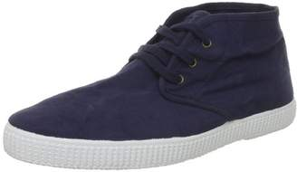 Victoria Women's Safari Lona Tintada Canvas Mid-Top Lace-up