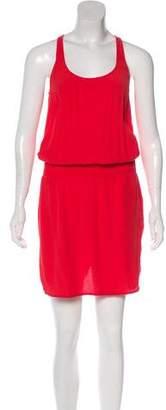BA&SH Sleeveless Knee-Length Dress