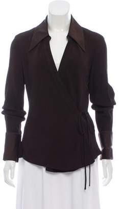 Donna Karan Casual Button Up jacket