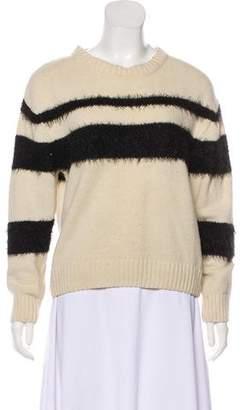 Anine Bing Wool Crew Neck Sweater