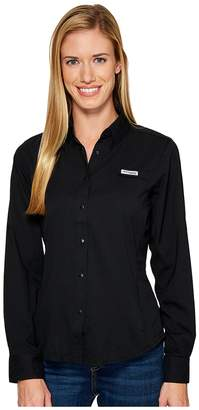 Columbia Tamiamitm II L/S Shirt Women's Long Sleeve Button Up