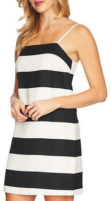CeCe Carnival Striped Shift Dress