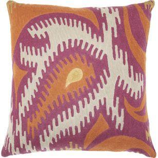 Judy Ross Pais Pillow- Multi