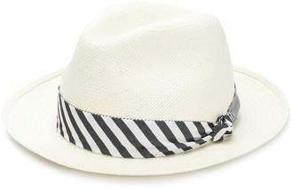 Borsalino Panama Quito tie hat