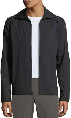 Pe360 Men's Nylon Zip-Front Track Jacket