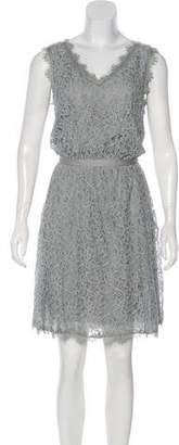 Diane von Furstenberg Luella Lace Dress