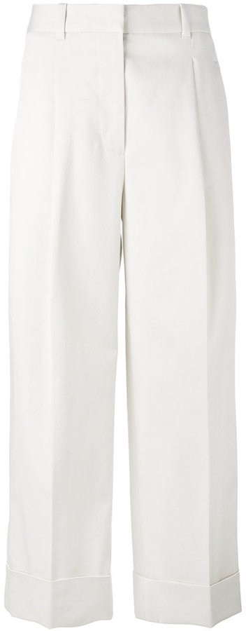 3.1 Phillip Lim 3.1 Phillip Lim cropped straight trousers