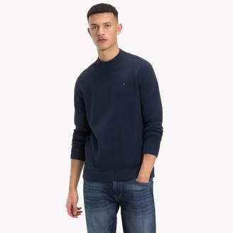 Tommy Hilfiger Essential Mock Neck Sweater