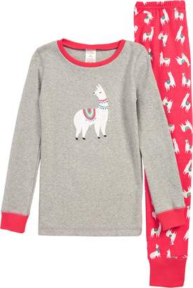 Boden Mini Fitted Cosy Long John Pajamas