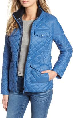 Barbour Sailboat Quilted Jacket