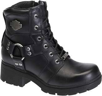 Harley-Davidson Women's Jocelyn Leather Motorcycle Boots. D83775 ( 6.5)