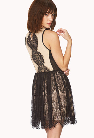 Forever 21 Romantic-At-Heart Lace Dress
