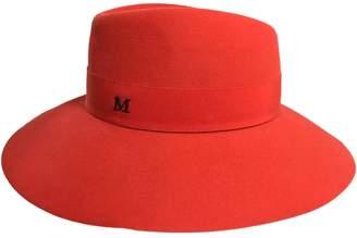 Maison Michel Cloth hat