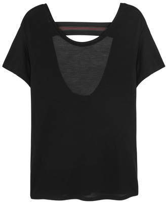 Koral Activewear Euphoria Semi-sheer Jersey T