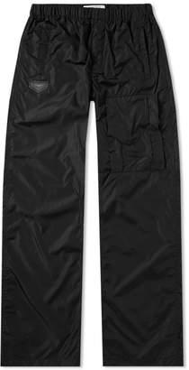 Givenchy Nylon Cargo Logo Jogging Pant