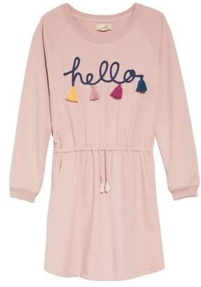Peek Hello Tassel Dress