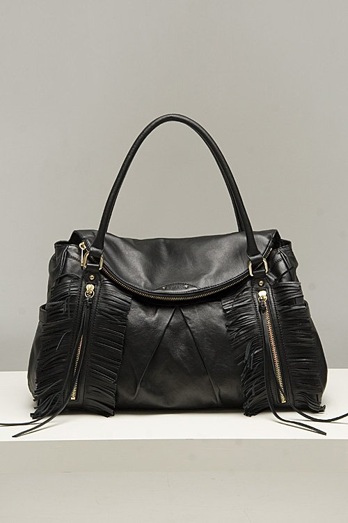 Botkier Morgan Black Large Satchel