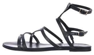 Roseanna Leather Multistrap Sandals