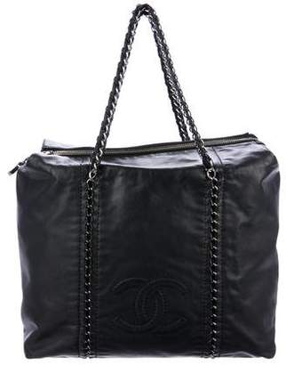 Chanel Luxe Ligne Tote