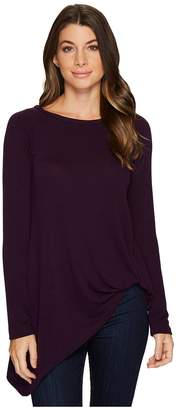 Karen Kane Asymmetric Pick Up Sweater Women's Sweater