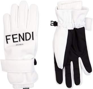 Fendi Roma Ski Gloves