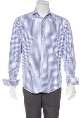 Ralph Lauren Purple Label French Cuff Dress Shirt