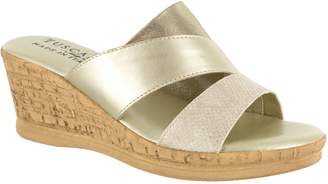 Easy Street Shoes Tuscany by Wedge Sandals - Camari