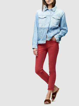 Frame Le High Skinny Vintage RED Size 23