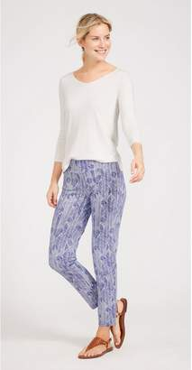 J.Mclaughlin Newport Capri Pants in Santal