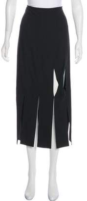 Opening Ceremony Pleated Midi Skirt w/ Tags