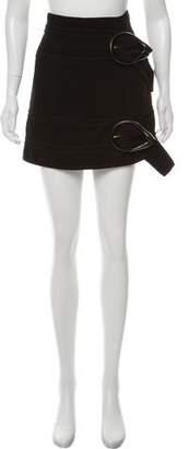 J.W.Anderson A-Line Mini Skirt