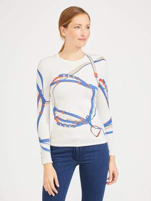 Lenny Sweater in Monterrey Belt