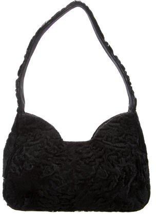 pradaPrada Cavallino Shoulder Bag