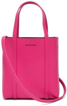 Balenciaga Pink Bazar Shopper - Womens - Pink