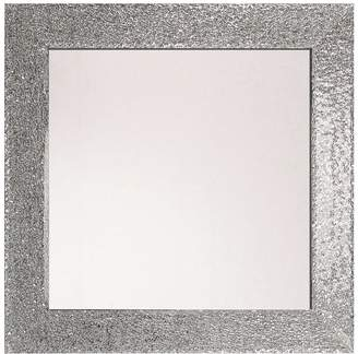 Gallery Crystal Square Mirror