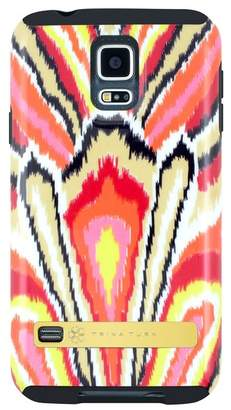 Trina Turk Dual Layer Case for Galaxy S5 - Peacock