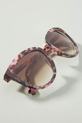 Anthropologie Fiona Cat-Eye Sunglasses
