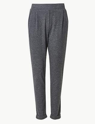 Marks and Spencer Tapered Leg Ankle Grazer Joggers