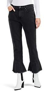 IRO Women's Berry Flared Jeans - Black Size 26