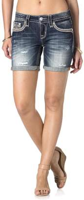 Rock Revival Kaylee Denim Shorts