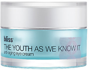 Bliss bliss The Youth As We Know It Eye Cream