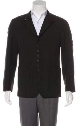 John Varvatos Button-Up Jacket